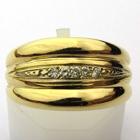Achat bijoux or en ligne bague or diamant occasion 926 for Achat vegetaux en ligne