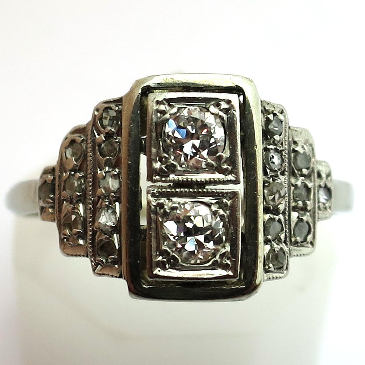 vendeur bijoux art-déco paris