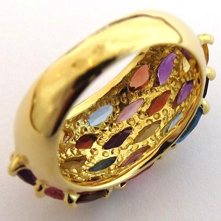 achat vente de bijoux occasion a paris bague or pierres fines 1269. Black Bedroom Furniture Sets. Home Design Ideas