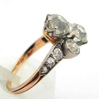 achat or paris vente bague ancienne diamants or platine 575 bagues anciennes bagues de. Black Bedroom Furniture Sets. Home Design Ideas