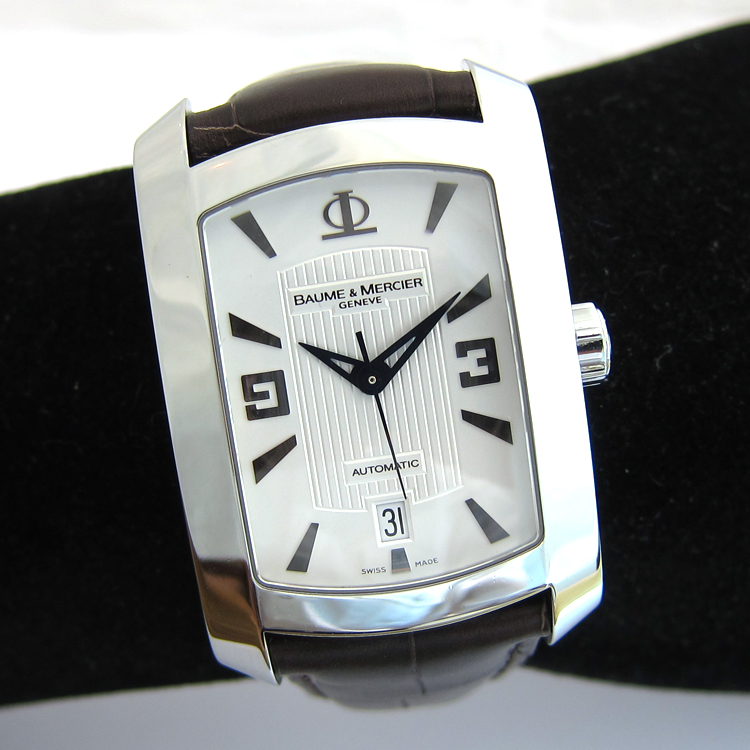 montre baume et mercier or occasion