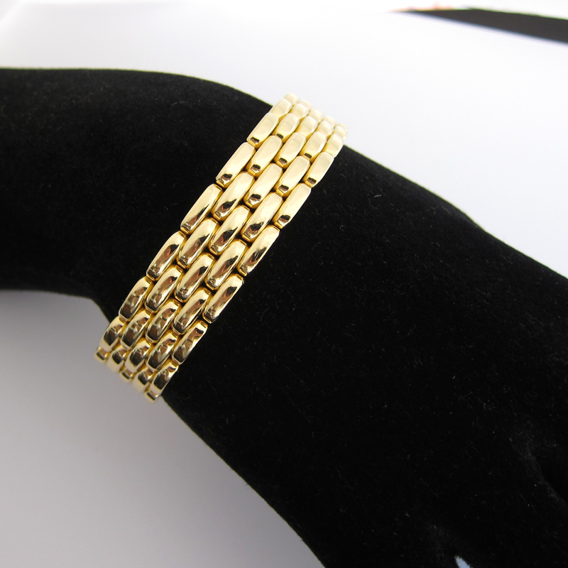 bijoux d 39 occasion paris bracelet or 147 bijoux anciens paris or. Black Bedroom Furniture Sets. Home Design Ideas