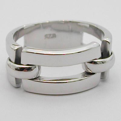 bracelet argent bijou moderne 108. Black Bedroom Furniture Sets. Home Design Ideas