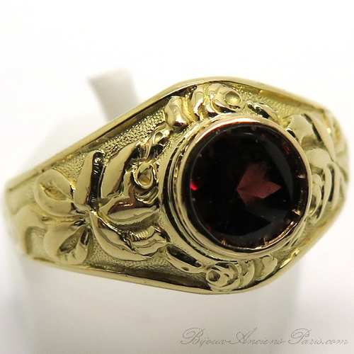 bague homme occasion