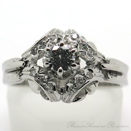 Populaire Bijoux pour hommes - Diamants noirs - Bracelet or gris diamant  AX26