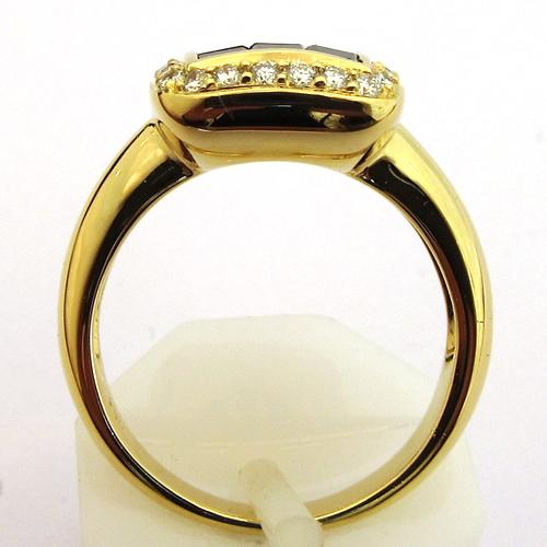 bijoux modernes occasion bague saphir diamant or 963. Black Bedroom Furniture Sets. Home Design Ideas