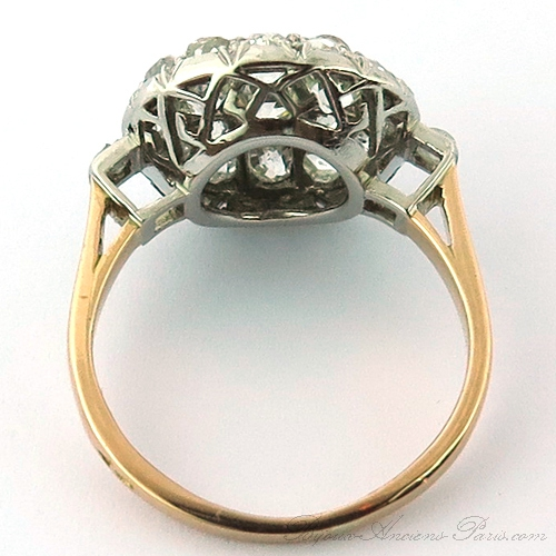 bague diamant 1900
