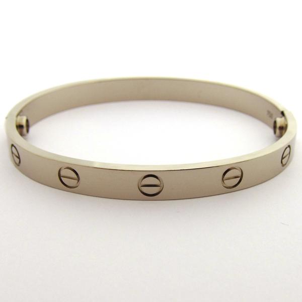 Bracelet Love de CARTIER 157 , Bijou Cartier d\u0027occasion