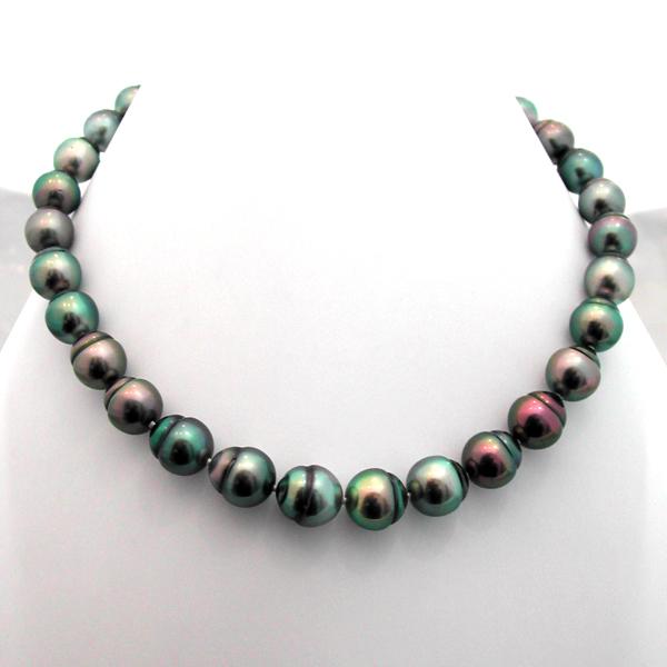 achat vente de colliers de perles collier perles de tahiti 99 fermoir or diamants. Black Bedroom Furniture Sets. Home Design Ideas