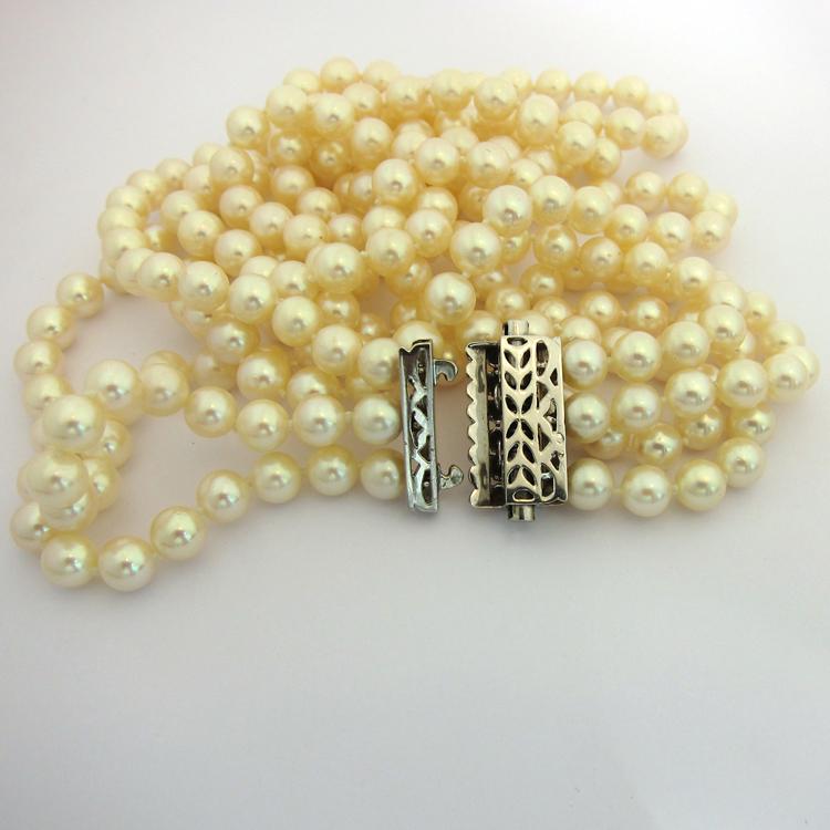 colliers de perles collier de perles de culture du japon 174 bijoux anciens paris. Black Bedroom Furniture Sets. Home Design Ideas