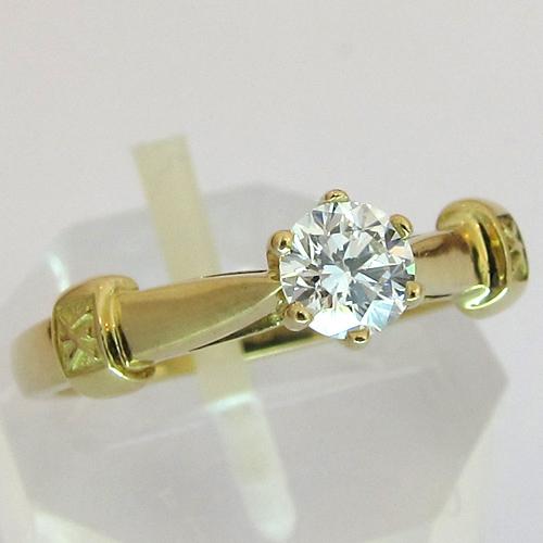 d4302da69 Joaillerie Korkoff d'occasion à Paris - Solitaire diamant Korloff ...