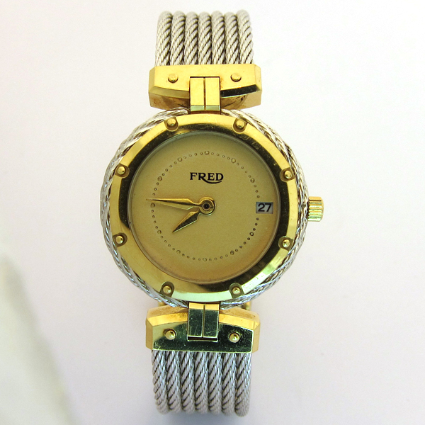 Horlogerie FRED Montre Fred force 10 occasion 89 Bijoux