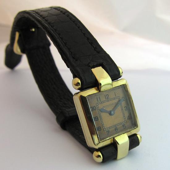 montres anciennes achat et vente montre jaeger lecoultre. Black Bedroom Furniture Sets. Home Design Ideas