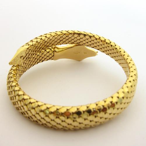 Le mannequina - Page 3 Acheter-bracelet-or-serpent-112-Bracelets-occasion-Paris-vendre-or-paris-achat-bijoux-paris-d