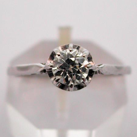 sa bague de fiançailles ? La bague solitaire diamant est la bague de ...