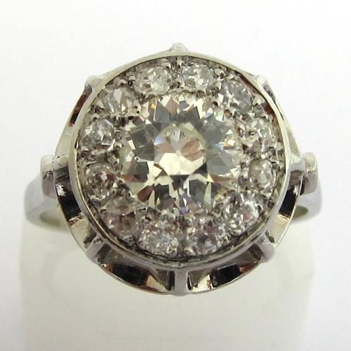 bague diamant platine ancienne 841 bagues de fiancailles bijou 1920 1925 1930 bijoux. Black Bedroom Furniture Sets. Home Design Ideas