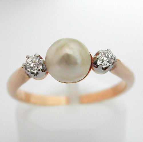 nouvelle collection luxe conception de la variété bague perle paris