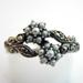 Bague perles 157