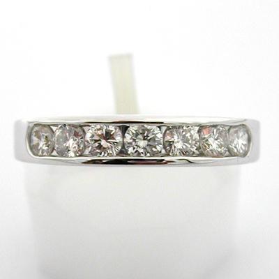 ... Paris - Bague or diamants – Alliance 611 – Alliances de mariage