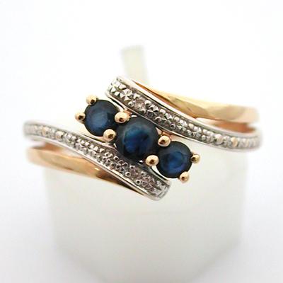 acheter-bague-de-fiancaille-pas-cher-paris-bague-or-saphirs-diamants ...