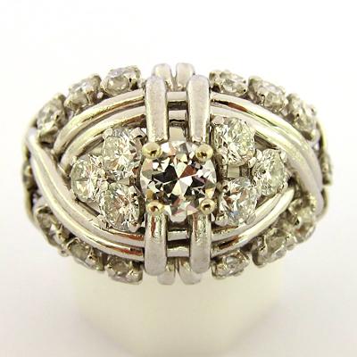 vendre bague diamant paris
