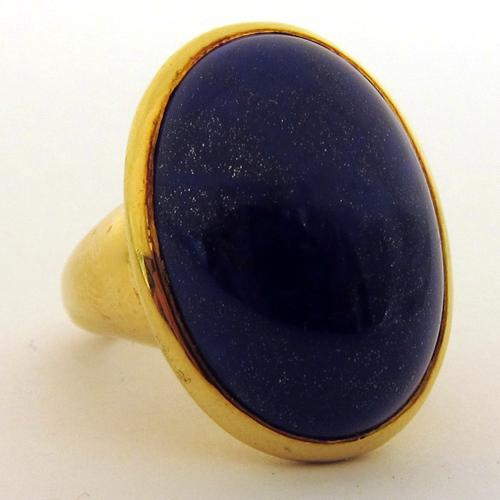 joaillerie de luxe prix r duit bague lapis lazuli 151 bijoux anciens paris or. Black Bedroom Furniture Sets. Home Design Ideas