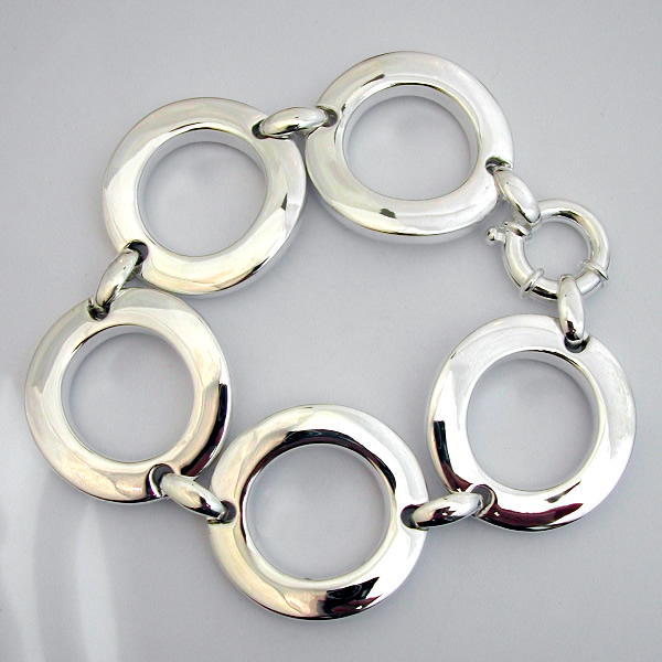 bracelet argent 79 bijou moderne bijoux anciens paris. Black Bedroom Furniture Sets. Home Design Ideas