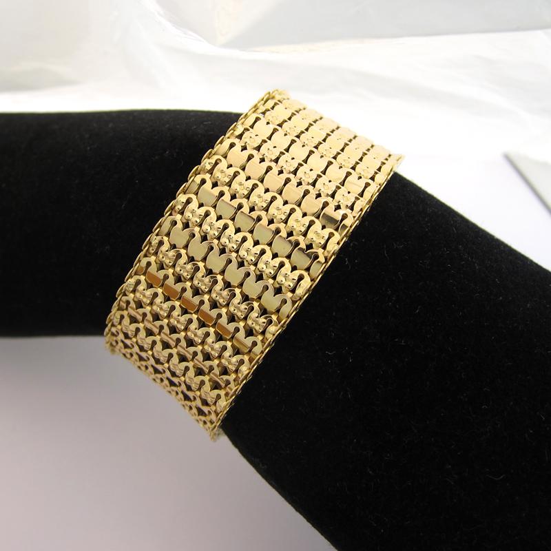 Bracelet en or pour femme en algerie