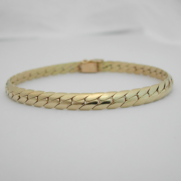 bracelet or occasion 63 bijoux anciens paris or. Black Bedroom Furniture Sets. Home Design Ideas