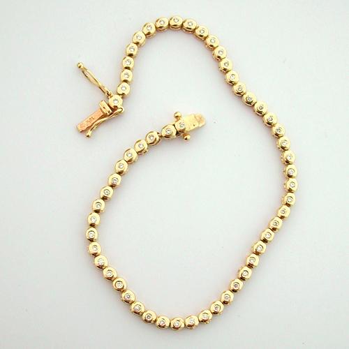 bracelet or diamants 95 bijou d occasion bijoux. Black Bedroom Furniture Sets. Home Design Ideas