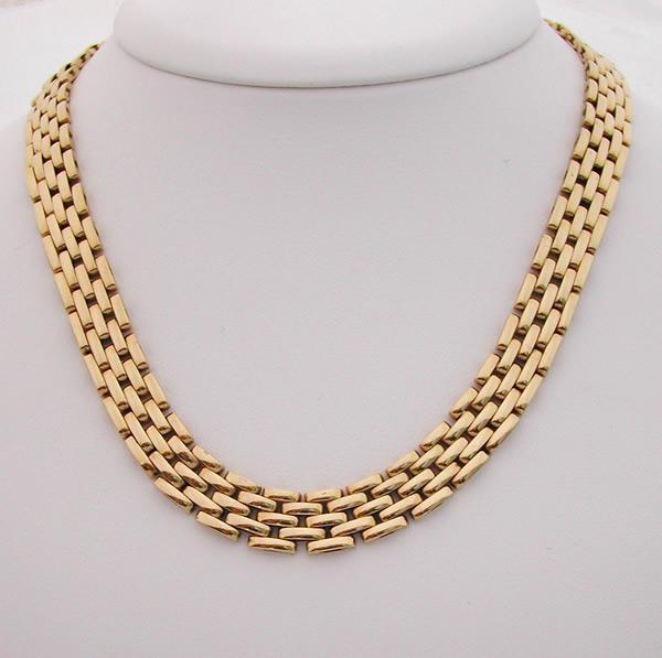 achat vente de bijoux or occasion collier 3 bijoux anciens paris or. Black Bedroom Furniture Sets. Home Design Ideas