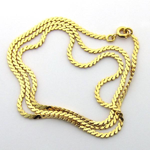 collier or occasion 159 bijoux anciens paris or. Black Bedroom Furniture Sets. Home Design Ideas