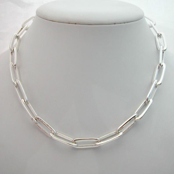 collier argent femme createur