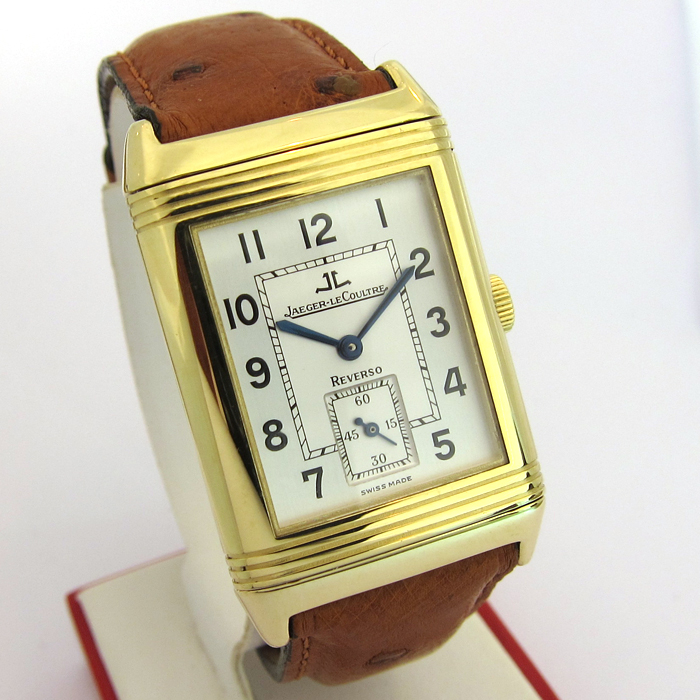 Montre occasion reverso for Jaeger lecoultre occasion