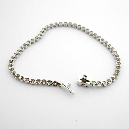 achats ventes bijoux bracelets diamants occasion paris bracelet riviere or diamant 101. Black Bedroom Furniture Sets. Home Design Ideas